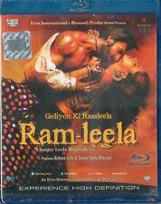 RAM LEELA -GOLIYON KI RAASLEELA -EROS BOLLYWOOD BLU-RAY- Ranveer Singh, Deepika