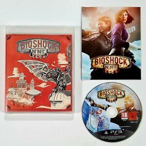 SONY PlayStation 3 Spiel BIOSHOCK INFINITE dt. 100% uncut/Wendecover/Egoshooter