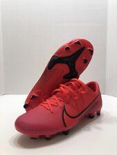 Nike Mercurial Vapor 13 Academy Mg Soccer Football Cleats Red At5269-606 sz 6