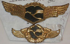 1920's DLH Lufthansa Vintage Pilot Hat Pin Badge Pocket Kiddie Wings Pre-WWII