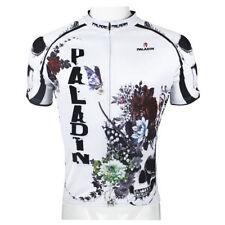 Neuer Stil und Herab Tod & Flower Herren Radtrikot Bike Shirt Reiter