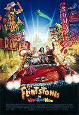 The Flintstones movie poster  - 11.5 x 17 inches - Viva Rock Vegas