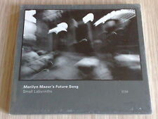 MARILYN MAZUR'S FUTURE SONG - SMALL LABYRINTHS - RARO CD SIGILLATO (SEALED)