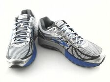 65ecf176904f2 BROOKS Beast 16 Running Shoes Silver Gray Blue Black US 8 2E Extra Wide EU  41