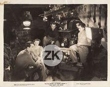 FRITZ LANG Sylvia SIDNEY Henry FONDA Camera Behind Scenes Tournage Photo 1936 #1
