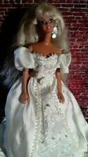 *Beautiful* Vintage 1975 Barbie Doll, wedding dress, shoes Body Copyright 1966