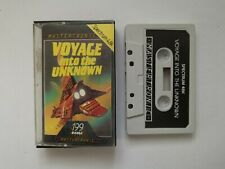 Voyage Into The Unknown : ZX Spectrum 48K : Mastertronic