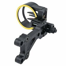 Mossy Oak 3 pin bow sight site fiber optic target  RH LH hunting archery MO-HTBS