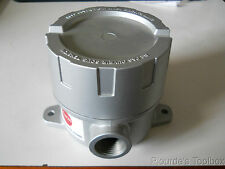 New Limatherm 34-600 Flameproof EX-D Instrument Housing Electrical, Type XD-1