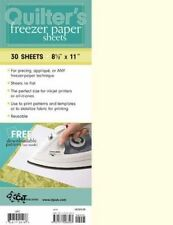 Quilter's Freezer Paper Sheets - Publishing C T Paperback 16 Jun 2009