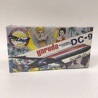 Hasegawa 1:200 Scale McDonnell Douglas DC-9 GARUDA Indonesian Airways Plane SEE