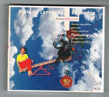ALICIA DE LARROCHA - GRANADOS - 2 CD SET - 2001 - NEUF NEW NEU