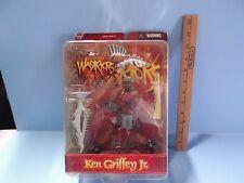 "Sport Warriors Ken Griffey Jr. 7""in Figure 1999 Crazyworks Spirit of the Warrior"
