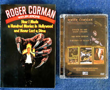 ROGER CORMAN - HOW I MADE A HUNDRED MOVIES IN HOLLYWOOD..- HARDBACK + SEALED DVD