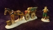 Dept 56 Dickens Accessory Load Up The Wagon 56.56630