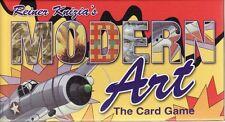 MODERN ART THE CARD GAME