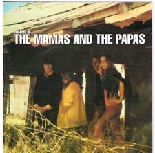 The Mamas And The Papas CD - Best Of The Mamas And The Papas - 20 Great Tracks