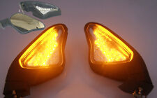 Turn Signals Led Light Rear Mirrors DUCATI 848 1098 1098S 1098R 1198 1198S 1198R