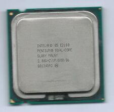 Processeur Intel Pentium Dual Core E2180  2.0 GHZ /1 Mo/800 - Socket LGA 775