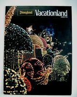 """Summer 1978 Magazine """"Disneyland Vacationland"""" w/ Electrical Parade on Cover  *"""