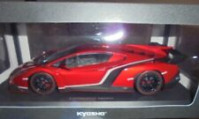 KYOSHO 09501RM Lamborghini Veneno red metallic - 1:18  #NEU in OVP#