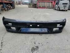 Fits Nissan 240sx 1989-93 S13 Silva OEM Urethane front bumper bodykit
