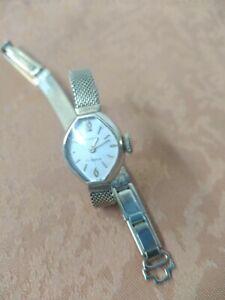 Damenarmbanduhr ANKER VINTAGE 17 Jewels 14K/0,585 GELBGOLD