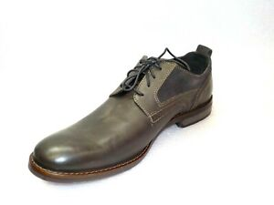 Rockport Men's Wynstin Plain Toe Oxford, Dark Bitt Size 11.5