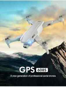 2021 New S608pro GPS Drone 6K Dual HD -Axis RC Distance 3000M