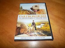 FAR FROM HOME THE ADVENTURES OF YELLOW DOG Family Drama Classic DVD SEALED NEW