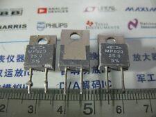 1X MP820 25R 5%  Series Power Film Resistors 20W  ±5%  25Ohm TO220