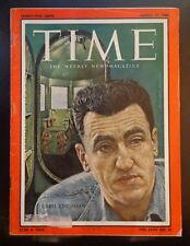 TIME magazine M21 1960 CARYL CHESSMAN Inmate-CAR ADS Lincoln BUICK INVICTA-Coke