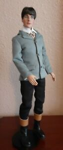 """Tonner For Matt Body 17"""" Male Doll Full Outfit Only From Vampire Diaries No Doll"""