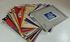 Vintage Sheet Music Lot Over 100 Pieces 1920s 1930s 1940s Broadway Musicals