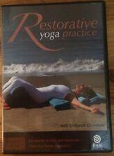 Restorative Yoga Practice (DVD, 2008)