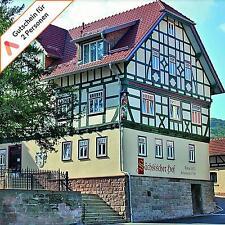 Kurzurlaub Rhön Dermbach 3 Tage 4 Sterne Hotel 2 Personen Wellness Gutschein