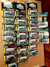 Rare Revell Lowrider 1/64 Scale Lot Of 26 !