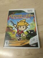 Drawn To Life The Next Chapter Nintendo Wii THQ