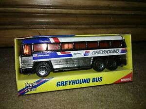 1989 Buddy L. Corp Greyhound Bus Americruiser Toy - NEW IN BOX