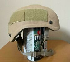 SDS 2001 Warrior Helmet w/ Ops-Core chin strap - Medium - Special Forces SOF CIF