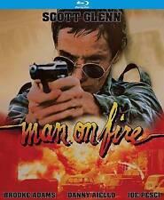Man On Fire Blu-ray 1987 Kino Scott Glenn Joe Pesci Brooke Adams Danny Aiello