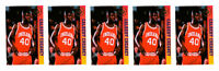 (5) 1993 Ballstreet Calbert Cheaney Basketball Card Lot University of Indiana