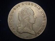 Kronentaler 1794 H Günzburg  Franz - RDR Taler W/15/989/A