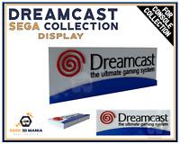 SEGA DREAMCAST Display EXCLUSIF pour Collection de Jeu Vidéo Rétro Gaming Geek