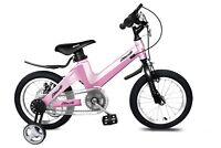 """12""""-14""""-16""""-18"""" Kids Bike Bicycle Boys & Girls with Training Wheels Disk Brake"""