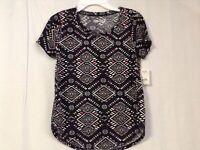 Mudd Tulip Tee T-Shirt for Girls Size 12