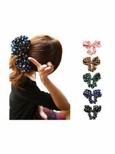 Unbranded Fabric Hair Ponytail Holders for Women