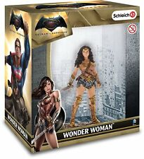 Schleich Batman v Superman Wonder Woman Toy Figure - New