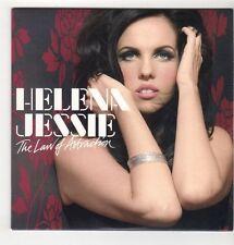 (GU617) Helena Jessie, The Law Of Attraction - 2009 DJ CD