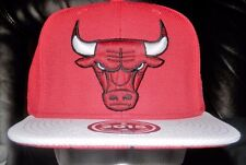Chicago Bulls NBA Adidas 2015 Draft Snapback Hat.. Playoffs  Finals